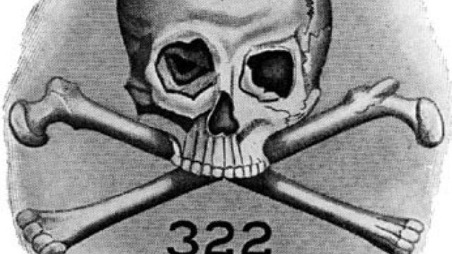 Skull and Bones Persaudaraan Kematian